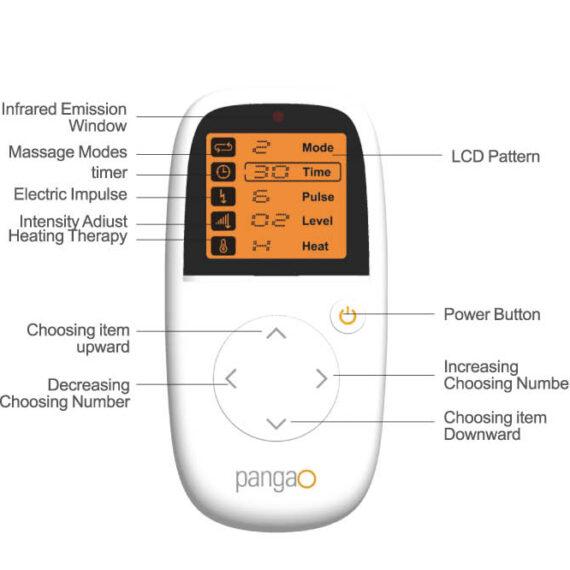 neck massager controller